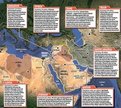 As Gaza grabs the headlines, epic slaughter engulfs the rest of the region. But where are the protests?  | Mail Online