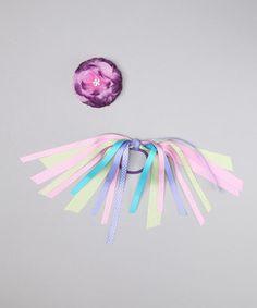 want to make these ribbon hair ties
