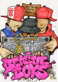 Beastie Boys: Beastie Wit It