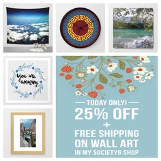 TODAY 25% off all wall art + free shipping in my shop 'AnnaF31' on @society6 #tapestry #cards #regali #rugs #mugs #blanket #interieur #duvet #curtains #italy #ad #sale #notebooks #sunday #stationery #saldi #cadeaux #interiordesign, home decor, shoponline #home #decor #tshirt, #lifestyle, regali, #towels, #art4sale, photo, #prints, #clocks, #comforters #night, #promo #phonecase, #Canvas, #Shopping, #Ideas #sale, #makeupbags #metalprints #sonntag #spring #framed