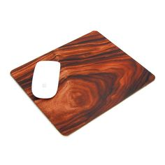 Leather Mousepad - Wood grain No.2