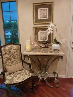 Want That French Pastry Table.