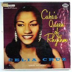 Celia Cruz Con La Sonora Matancera - Cuba's Queen Of Rhythm at Discogs