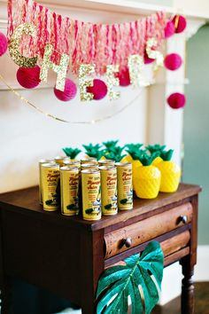 "Tropical & Sweet ""Party like a Pineapple"" Bash // Hostess with the Mostess®"