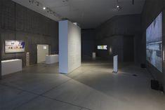 tani_05_Keizo_Kioku Exhibition Space, Retail Design, Bathroom Lighting, Bathtub, Mirror, Furniture, Home Decor, Bathroom Light Fittings, Standing Bath