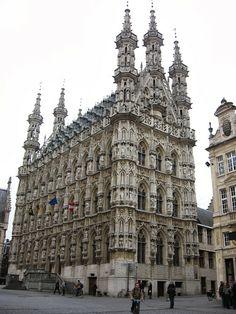 EUROPEOS VIAJEROS: Belgica