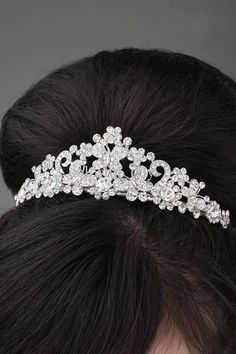 Royal Princess Bridal Tiara Beautiful by MyClassyCollections, $34.00