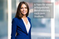 6 Tipps für einen erfolgreichen Berufseinstieg nach dem Studium