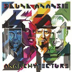 "L'album degli #SkunkAnansie intitolato ""Anarchytecture""."