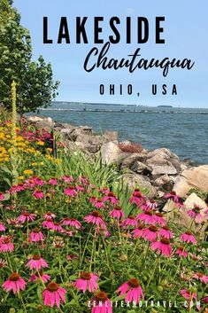 Lakeside Chautauqua is a family friendly vacation spot on the south shore of Lake Erie in Ohio. This gated community is a great spot to relax and recharge in a picturesque, laid back town. Here's what you need to know before you visit Lakeside Chautauqua. #ohio #travel #lakeside #chautauqua #familyfriendlyvacation #familytravel #usatravel #lakeerie #travelwithkids #lifeonthelake #ohiodestinations
