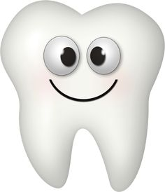 tooth clip art tooth clip art image white tooth with a smiling rh pinterest com teeth clip art tooth clipart line