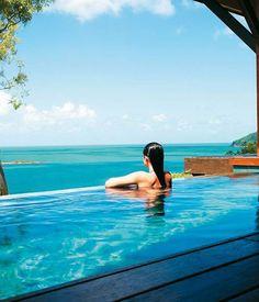 Australian Gourmet Traveller travel feature on Australia's best health retreats.