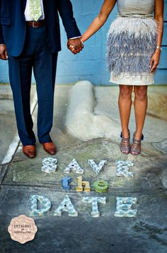 Save the date ideas for you @Alexis Korchynsky -- cute ones!