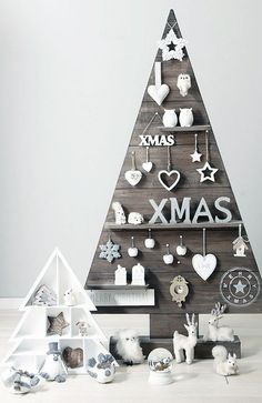 Prepariamoci al Natale: ecological tree - Easy Relooking