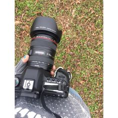 My sister's boyfriend let me mess with his super nice camera and I really hope I get one like this  new concert pics soon   #cameras #photography #concertphotography #bandphotography #canon #canonseries #iphone6 #iphone6camera by kitten.dtd Love #iPhone6 Photography follow http://ift.tt/1SfZBFk #iPhone 6 #Photography/ #photographer #photo #photos #picture #pictures #camera #only