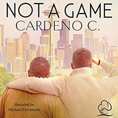 Not A Game (Audio Review) | Gay Book Reviews – M/M Book Reviews