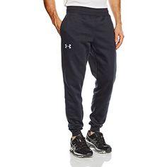 Chollo en Amazon España: Pantalones deportivos Under Armour Storm Rival Graphic Jogger solo 32,96€ (28% descuento sobre el precio anterior y precio mínimo)