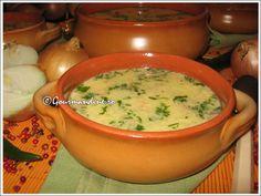 Ciorba radauteana Supe, Oriental, Cheeseburger Chowder, Valentines, Food, Fine Dining, Valentines Diy, Valantine Day, Valentine's Day