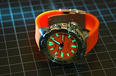 Nice Watches, Watches For Men, Seiko Monster, Seiko Mod, Camera Watch, Watches Photography, Seiko Watches, Coffee, Random