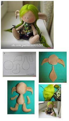 OK, this isn't felting, but I think it would be fabulous in felt, and is definitely now on my project list.:
