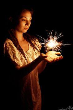 Pyromancer - by Tom Lacoste