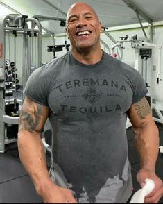 Dwane Johnson, The Rock Dwayne Johnson, Most Beautiful Man, Ua, Universe, Muscle, Mens Tops, Fashion, Moda