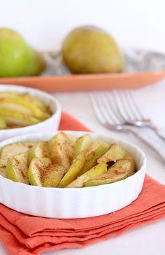 Simply Delicious! Raw Chai Spiced Gluten Free Pear Tarts ~ Vegan, Grain Free   Get the recipe @thespicyrd www.eastewart.com
