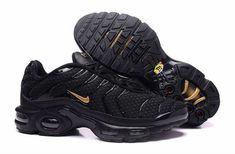 pretty nice 2ab06 c89cd chaussure tn 2018 homme air max plus tn noir et og Nike Air Max Plus,