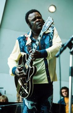 """Freddie King (09/03/1934 - 12/28/1976) was an influential American blues guitarist & singer. He is often mentioned as one of the """"three kings"""" of electric blues guitar, along with B. B. King & Albert King."""