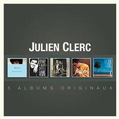 Julien Clerc - Original Album Series