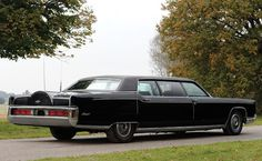 1972 Lincoln Continental Stretch Limousine | Aalholm Automobile Collection 2012 | RM Sotheby's