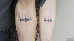 https://www.instagram.com/_panakota/ #tattoo #tatuaz #tattoowork #project #design #ink #inked #graphic #tattuaggio #btattooing #tattuaje #illustration #татуировка #тату #krakow #berlin #wroclaw #warszawa #prague #praha #tetovani #tätowierung #tatuajes #panakota #littletattoos #coupletattoo #floral #soundwaves