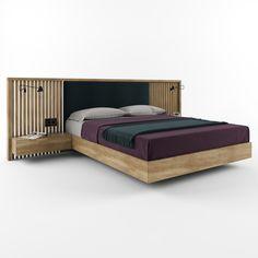 Кровать Avtograff - Массив дерева - Кровати - Мебель