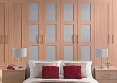 like the colour but looking for a more tradition design try our classic oak fitted bedroom range - Schreiber Fitted Bedroom Furniture Uk