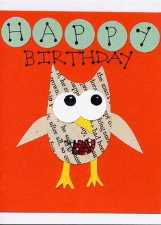 Wordle © owl - Happy Birthday by Painted Tree Designs, via Flickr