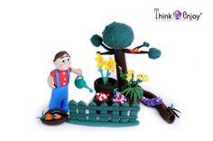 Think Enjoy - Galeria de figuras y otros objetos confecionados con nuestra arcilla