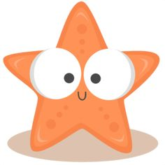 Daily Freebie 5-18-14: Miss Kate Cuttables--Starfish SVG cutting files for scrapbooking ocean svg cut files ocean svg cuts beach svg files