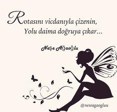 Rotasını vicdanıyla çizenin, yolu daima doğruya çıkar... - Neşe Ağaoğlu (Kaynak: Instagram - neseagaogluu) #sözler #anlamlısözler #güzelsözler #manalısözler #özlüsözler #alıntı #alıntılar #alıntıdır #alıntısözler #şiir #edebiyat
