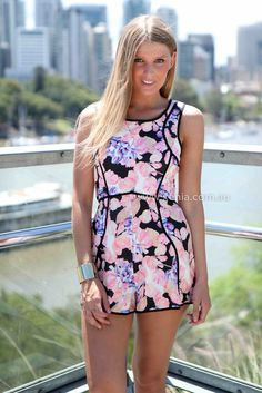 ELIZA JANE PLAYSUIT , DRESSES, TOPS, BOTTOMS, JACKETS & JUMPERS, ACCESSORIES, 50% OFF SALE, PRE ORDER, NEW ARRIVALS, PLAYSUIT, COLOUR, GIFT ...