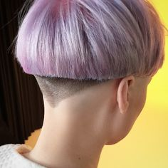Perfectly buzzed and trimmed bowl cut