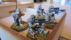 28mm Germans (Bundeswehr) -  - Eureka Miniatures