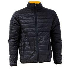 Beta Giacca bomber imbottito nero abbigliamento lavoro esterno tasche zip 7685