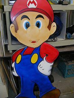 Super Mario game ideas