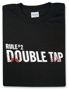 Love Rule #2: Double Tap!! I love this rule, it was my favorite one from the whole movie!!