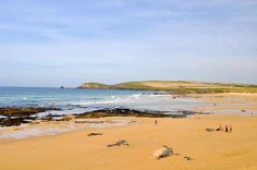 Circular walk from Constantine Bay to Porthcothan