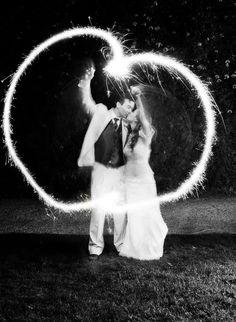 Beaux Arts Photographie-best sparkler exits!