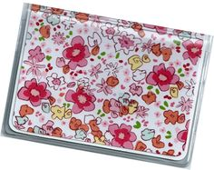 Mini Wallet / Card Case Sara Jane Floral 7 by rabbitholeonline, $4.25