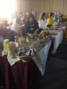 Honey Table!! craft fair Hilton Algiers
