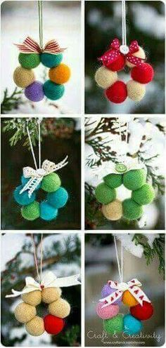 Great Christmas ornament idea