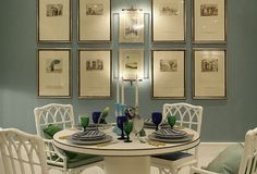 Casa Cor 2014 (Foto: Gabriel Arantes)William Maluf (Sala de jantar)